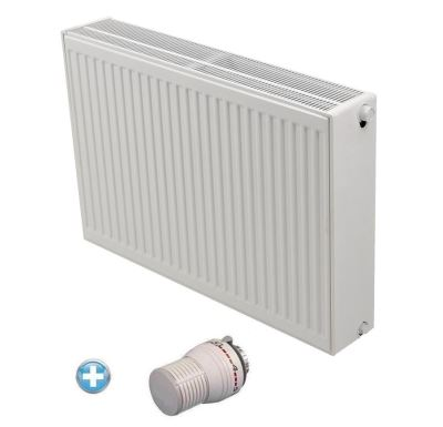 Radiátor VK 33-300/1600 - PURMO AKCE Termohlavice za 50,- Kč