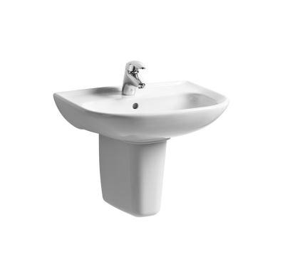 DEEP by JIKA Polosloup k umyvadlu s instalační sadou (č. výr.:H8900130000001) 819611