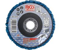 BGS Kotouč brusný| modrý | Ø 100 mm | upínací otvor 16 mm