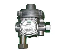 Regulátor tlaku plynu EKB 10 L - rohový - bez šroubení