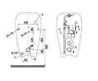 JIKA Urinál GOLEM - se senzorem (bateriové napájení)