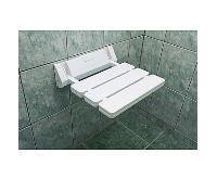 HomeLife Sedátko do sprchy 32 x 32 cm