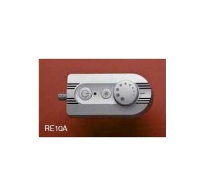 PMH Termostat RE10A-MS - Metalická stříbrná