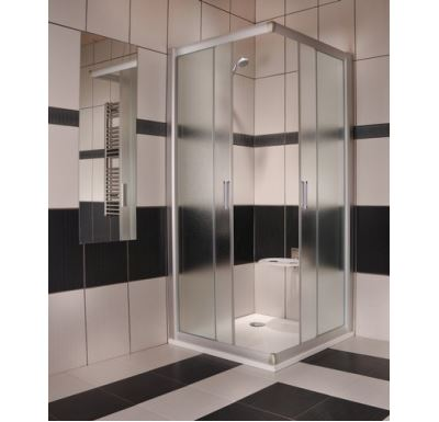 RAVAK sprchový kout RAPIER NRKRV2-80 white+transparent
