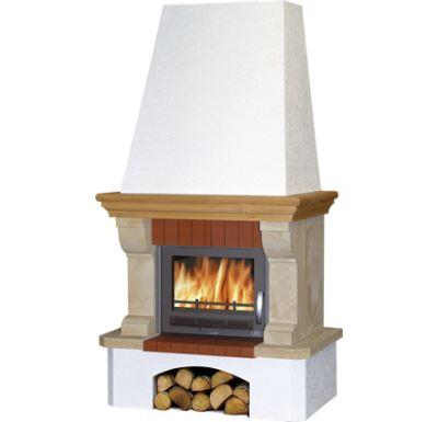 ABX Glasgow Klasik Krb - sokl bílý, římsa dřevo   AKCE Zdravá láhev 0,7l