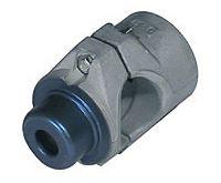 Dytron Čelisťový nástavec 50 mm - modrý povlak