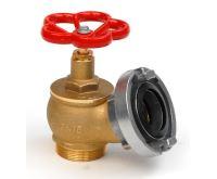 "Hydrantový ventil - 2"" C52 spojka slitina AL PN16"