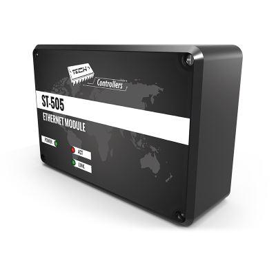 TECH CS 505 Internetový modul určený pro regulátory TECH