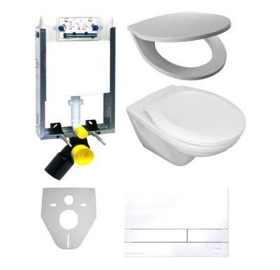 PROFI Tech WC komplet Kombifix Euroline