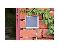 Garden King Solární nástěnné světlo