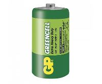 GP Batteries Zinkochloridová baterie GP R14 C