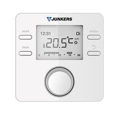 Bosch (Junkers) bezdrátový termostat CR100 RF set