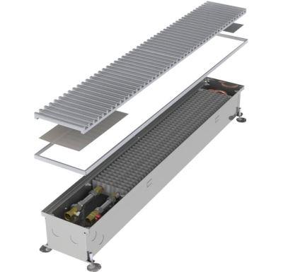 MINIB Podlahový konvektor COIL-KT1   900 mm S ventilátorem, mřížka