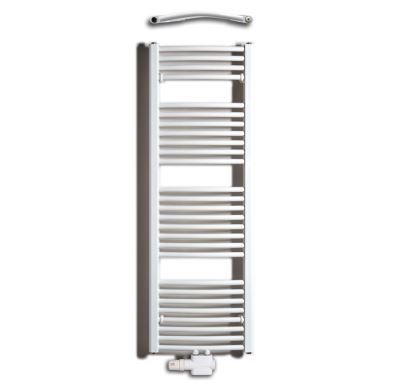 Koupelnový radiátor Thermal KDO-SP 450/1320 středové připojení