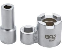BGS Klíč na matice a šrouby vzpěr a montážní nástroj | pro Volvo