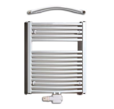 Koupelnový radiátor Thermal KDO-SP 600/ 960 středové připojení