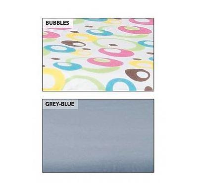 HomeLife Náhradní potah na žehlicí prkno bavlna 106 x 35 cm