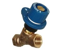 Honeywell Kombi-3-Plus - regulační a uzavírací ventil VZ PN 16, DN 1/2