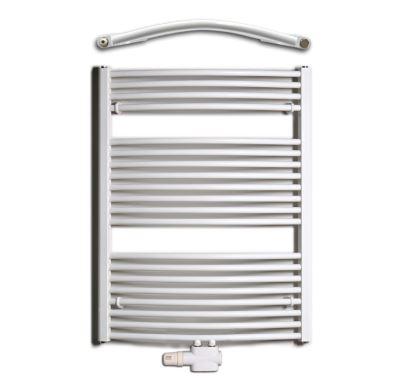 Koupelnový radiátor Thermal KDO-SP 750/ 960 středové připojení