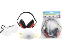 BGS Industrial Safety Set | 3 pcs.