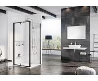 Ravak sprchové dveře PDOP2-120 bílá+transparent