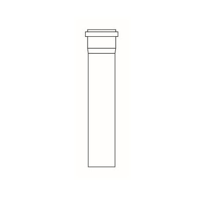 ALMEVA STARR trubka plastová DN200 - 2m