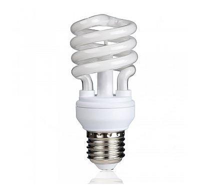 Platinium Ionizační žárovka E27, 15W, studená bílá