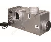 HS Flamingo Krbový ventilátor 400 s bypasem a filtrem