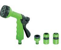 NOVASERVIS Pistole se 6-funkcemi a sadou plast - DY2323