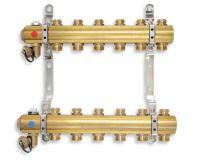 NOVASERVIS Rozdělovač s regulačními a mechanickými ventily 2 okruhy - RO02S